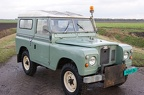 Sold series Land Rover